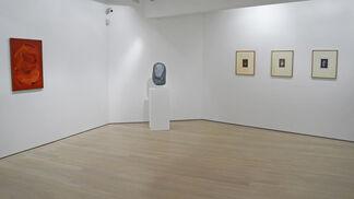 Naum Gabo: Gabo's Stones, installation view