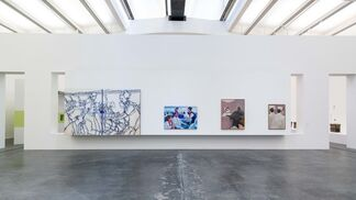 Meditations in an Emergency, installation view