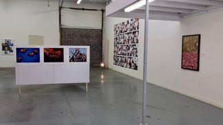 Bruce Eves:  Institutional Critiques (1976 - 2016), installation view