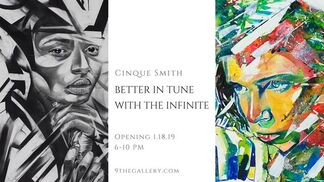 Cinque Smith: Better in Tune with the Infinite, installation view