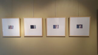 Miguel MACAYA - Ivan FRANCO, Paintings, A spanish face to face, installation view