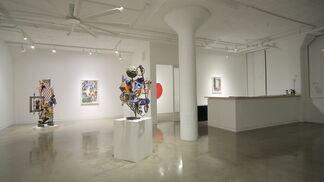 Robert Hudson: Recent Sculpture and Drawings, installation view