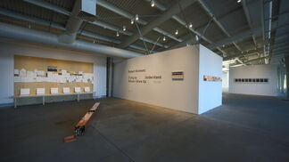 Robert Kinmont: Trying to understand where I grew up, installation view