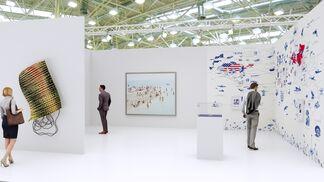 Eduardo Secci Contemporary at Art Miami 2017, installation view