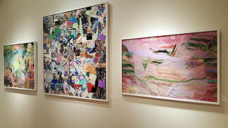 CELEBRITY CANDIDS by Spencer Sloan, installation view