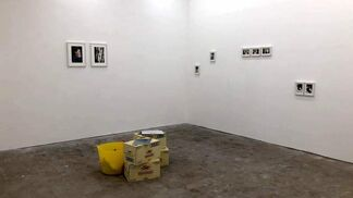 ON MEETING THE 100% PERFECT GIRL, installation view