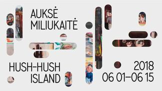 Hush-hush Island, installation view