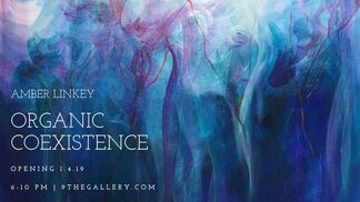 Amber Linkey: Organic Coexistence, installation view