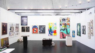 V1 Gallery at VOLTA10, installation view