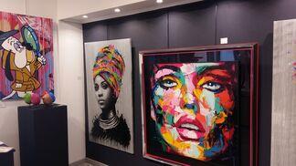 Art Life Gallery Saint-Tropez, installation view