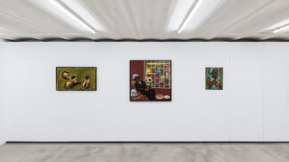 Kings of Kin, installation view