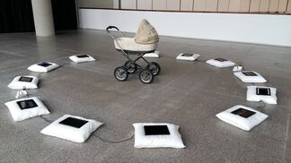 Meno parkas at ArtVilnius'17, installation view