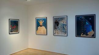 Contemporary Identities, installation view