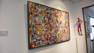Abstract Art, installation view