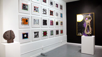 Frank Schwaiger: Ritual Acts, installation view