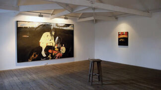 Samuel Bassett 'The Great Squall', installation view