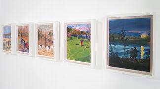 It's a Wonderful Life: L'exposition de Noël, installation view