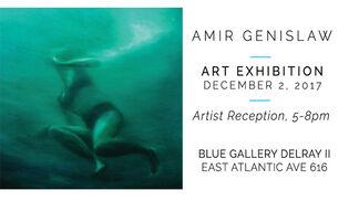 Amir Genislaw Art Exhibition, installation view