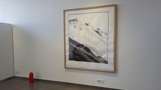 Klaus Verscheure & Henk Delabie: Duo Exhibition, installation view