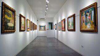 Carlos Nadal. The language of the colour, installation view