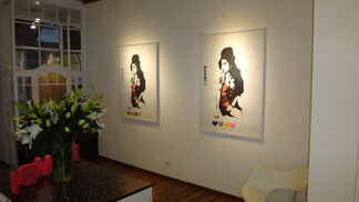 POP ART Group Show, installation view