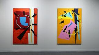 UNIX Gallery at VOLTA NY 2018, installation view