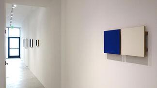 John Meyer: diptychs, installation view