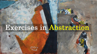 Exercises in Abstraction, installation view
