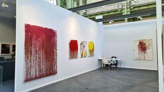Lukas Feichtner Gallery at Art Paris 2020, installation view