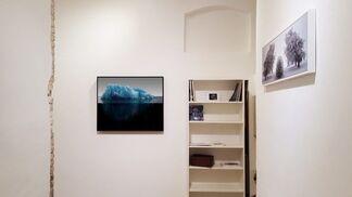 "Aqua Aura ""SCINTILLATION"", installation view"