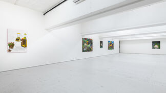John Seal  - Bad Dreams of a Better Tomorrow, installation view