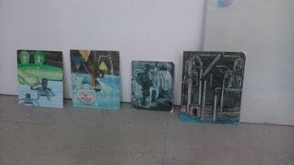 The Ill Matched Lovers - Solo Exhibition Sander van Deurzen, installation view
