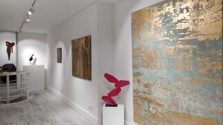 ÉCLAT by Nicolas Galtier, installation view