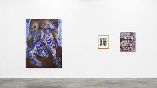 Group Pop-Up Show, installation view