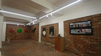 """Open Memorial Exhibition: """"Discovering A Bunker"""" - """"A BUNKER"""" Open Celebration Exhibition, installation view"""