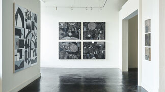 TOM STANLEY: en route to here, installation view
