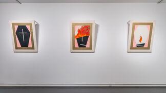 Framed Stories, installation view