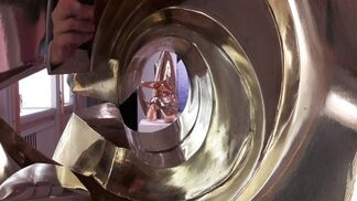 Wander Bertoni - Sculptures, installation view