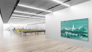 To the Son of Man Who Ate the Scroll, installation view