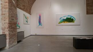 Ted Barr, installation view