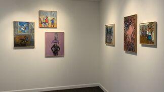 Robert Henry, installation view