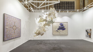Gallery Wendi Norris at Art Dubai 2018, installation view