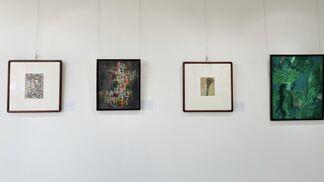 Monologue 1992-2001, installation view
