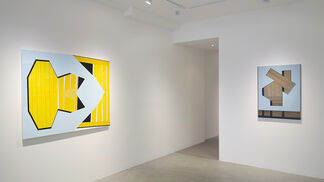 Gary Stephan: selected paintings, installation view