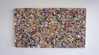 three on Artsy, installation view