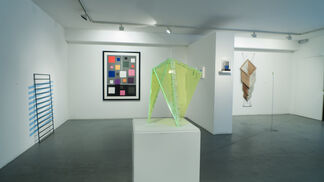 Degrees of Separation, installation view