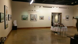 Not Your Granny's Still Lifes: The Art of Pat Hobaugh, installation view