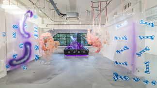 The Blinking Organism – You SPLEEN Me Round X OPERATION 1 by Joo Choon Lin, installation view