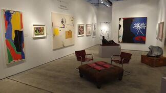 Vallarino Fine Art at Art Miami 2015, installation view