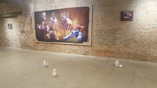 Lieven Decabooter 'The Teapot Series', installation view
